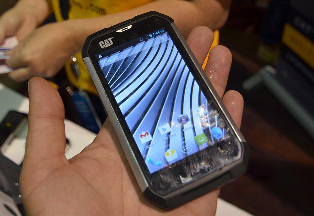 Telefoni E Smartphone Indistruttibili Da Cat Foto 3 Di 8