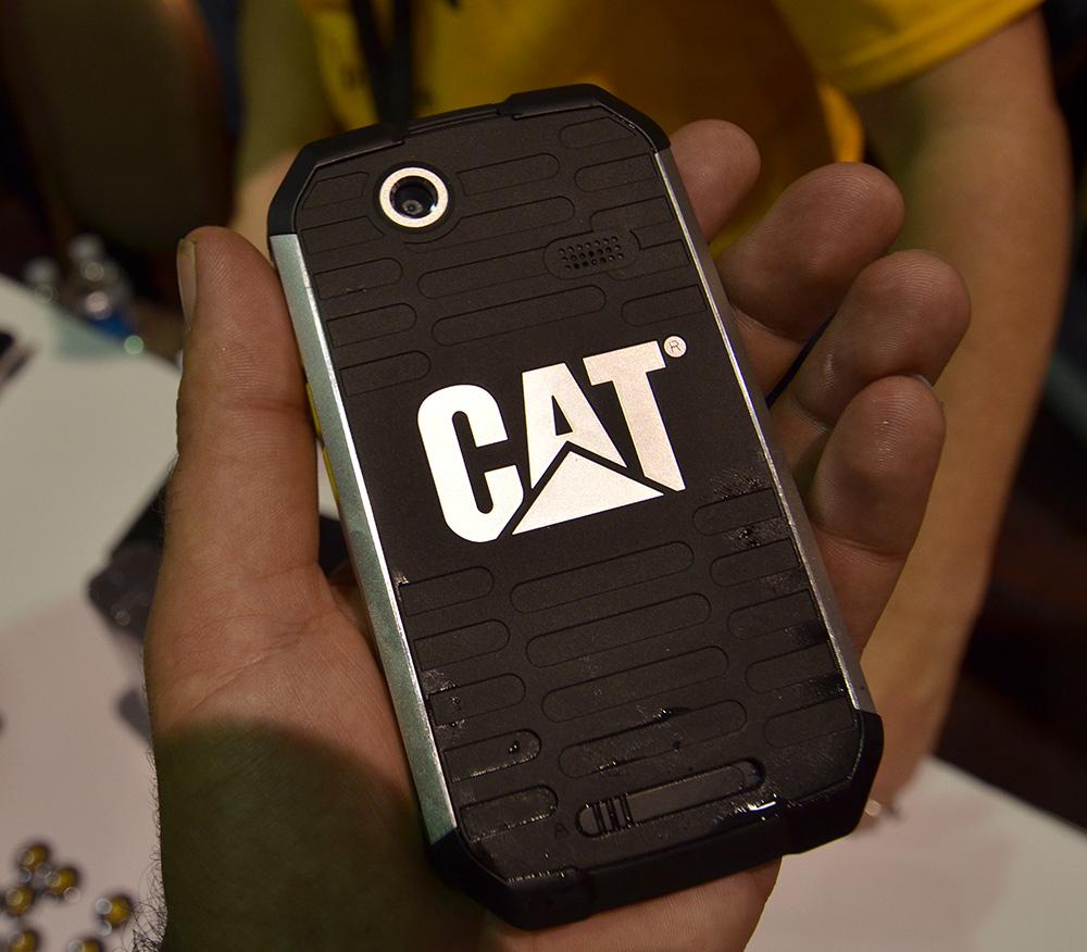 Telefoni E Smartphone Indistruttibili Da Cat Foto 5 Di 8