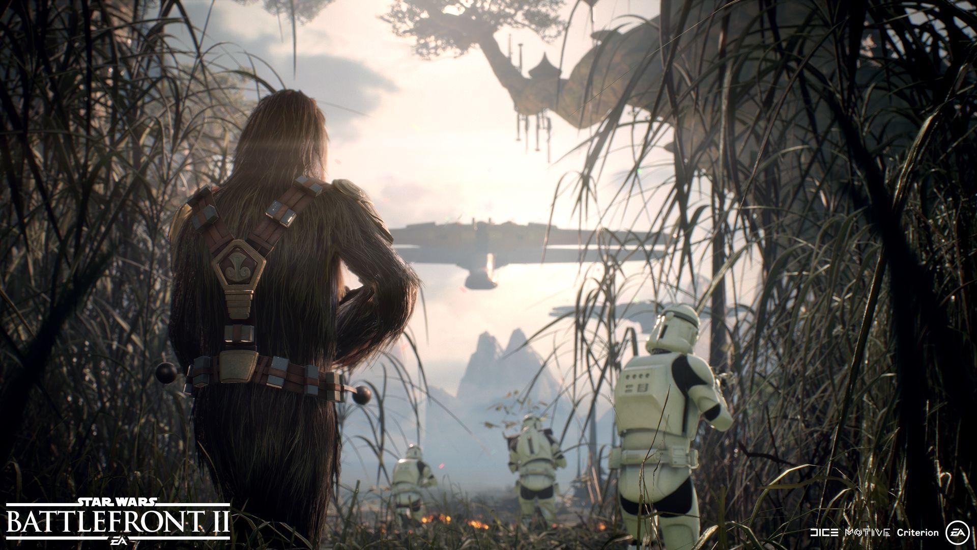 Niente Star Wars di Visceral all'E3, questo è l'anno di Battlefront II