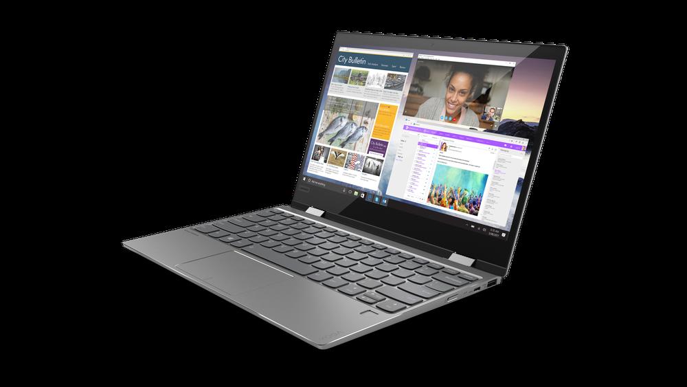Yoga 720 ora anche in versione 12,5 pollici con schermo full HD