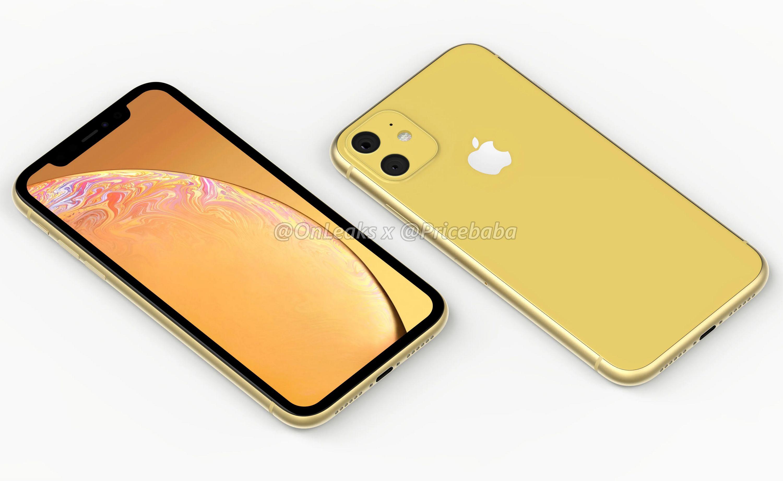 Iphone Xr 2019 Ecco Come Potrebbe Essere Il Design Hardware Upgrade