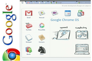Google Chrome OS progetto opensource