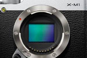 Fujifilm X-M1: trapelano le foto della nuova mirrorless