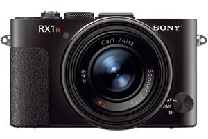 Sony Cyber-shot RX1R e RX100 II
