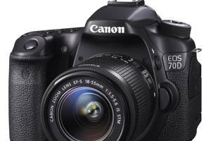 Canon EOS 70D: nuovo autofocus