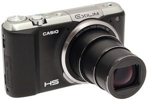 Casio Exilim EX-ZR700: zoom 18x e 16 megapixel