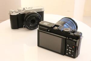 Primo contatto con la Fujifilm X-M1