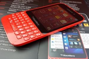 Nuovo BlackBerry Q5, ecco le immagini dall'evento di lancio italiano