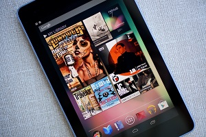 Nuovo Nexus 7: primi benchmark e specifiche tecniche