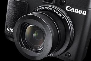 Canon Powershot G16: ora con DIGIC 6 e Wi-Fi