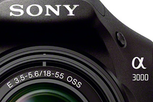 Sony Alpha a3000: mirrorless o reflex?