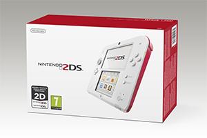 Nintendo 2DS: prime immagini ufficiali