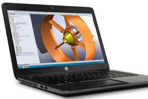 Workstation Mobile HP ZBook