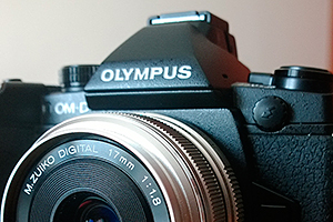 Olympus OM-D E-M1: eccola dal vivo