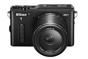 Nikon 1 AW1, mirrorless impermeabile