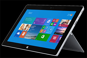 Microsoft Surface 2: pi� sottile