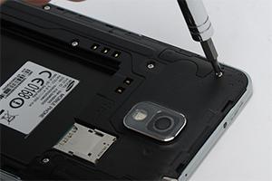 Galaxy Note 3 teardown: immagini delle componenti interne