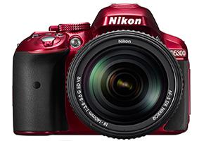 Nuova reflex Nikon D5300 con WiFi e GPS