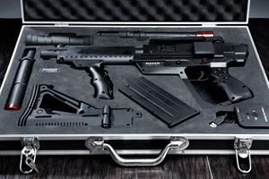 Delta Six: controller dalle sembianze di un fucile d'assalto