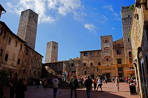 Siena e San Gimignano con gli occhi di Sony Alpha A7R