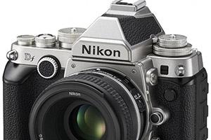 Nikon Df: la full frame vintage