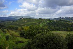 Sony RX1, San Gimignano e la campagna toscana