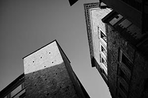 Siena in bianco e nero con Sony RX1 R