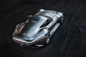 Gran Turismo 6: svelata la Mercedes AMG Vision GT