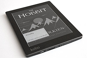 Kobo Aura: l'eBook Reader retroilluminato