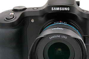 Samsung Galaxy NX: la mirrorless con Android