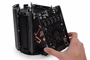 Mac Pro, tutte le immagini delle componentistiche interne