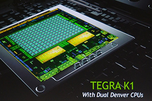NVIDIA Tegra K1 al CES 2014