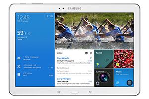"Samsung TabPRO 10,1"" - CES 2014"