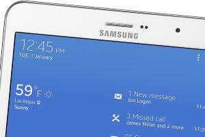 "Samsung TabPRO 8,4"" - CES 2014"