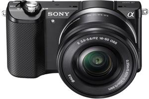 Sony A5000: l'erede di NEX-3