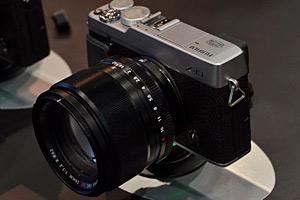 Fujifilm FUJINON XF56mm F1.2 R: eccolo dal vivo al CES