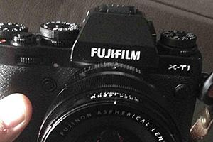Fujifilm X-T1: le foto rubate di Fujirumors