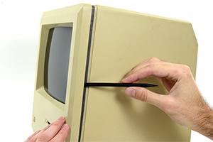 Macintosh 128k: tutte le foto degli interni del Mac originale