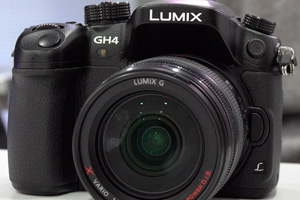 Panasonic Lumix GH4: la cinepresa 4K vestita da mirrorless