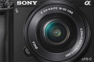 Sony α6000: 24 megapixel e rilevazione di fase sul sensore