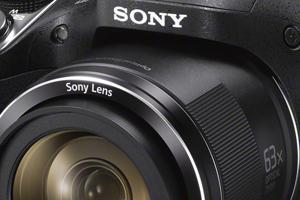 Sony Cyber-shot: fino a 63x di zoom ottico