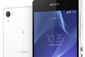 Sony Xperia Z2 annunciato al MWC 2014