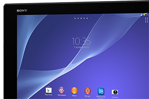 Sony Xperia Z2 Tablet, 6,4mm e certificazione IP55/IP58: tutte le foto
