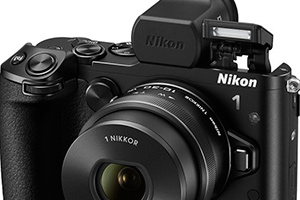 Nuova Nikon 1 V3: foto a raffica
