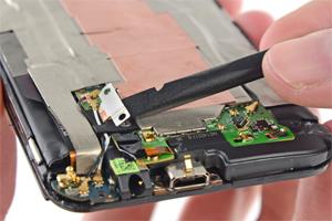 HTC One (M8): disposizione interna migliore di One, ma di poco