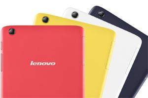 Lenovo A-Series, tablet economici da 7, 8 e 10 pollici