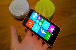 Nokia Lumia 630 Live dall'evento di lancio italiano