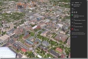 Bing Maps: aggiornamenti nel 3D e gestione preferiti