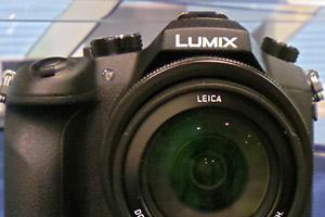 Panasonic Lumix FZ1000: eccola dal vivo