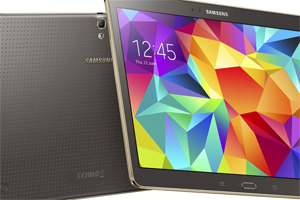 Samsung Galaxy Tab S 10.5: foto ufficiali